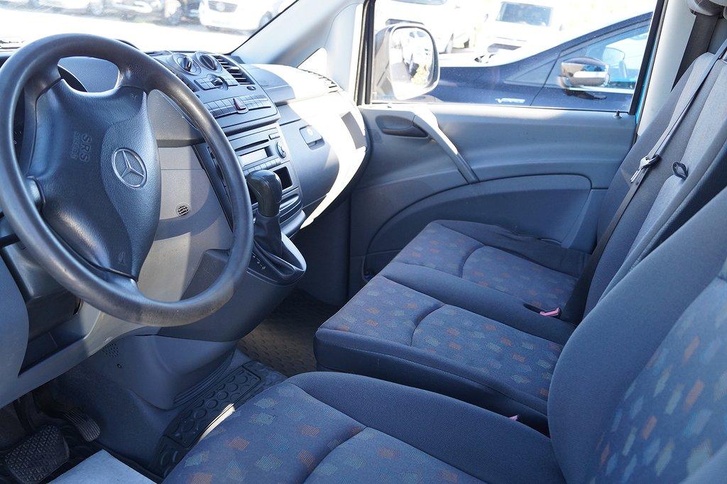 Mercedes-Benz Vito 111 CDI Skåp Automat, Dragkrok