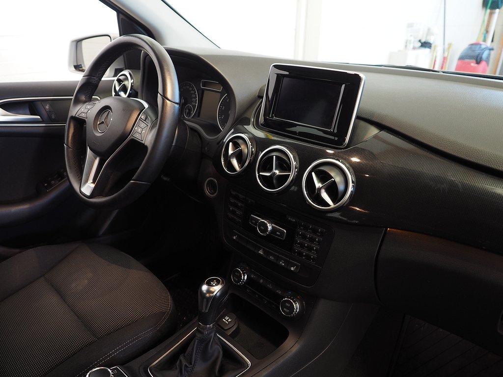 Mercedes-Benz B 180 BlueEFFICIENCY 122hk 2013