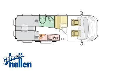 Adria Twin Supreme 640 SLB - FIAT 6D 2,3 160HP HD 35L
