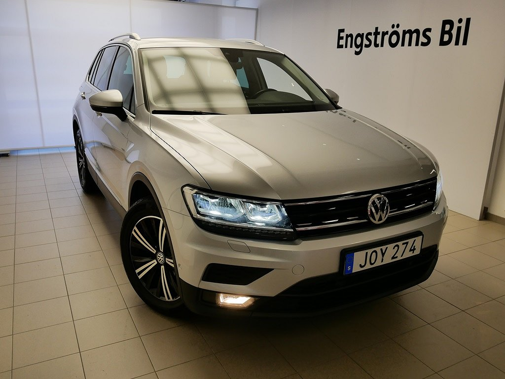 Volkswagen Tiguan 1.4 TSI 150 HK DSG