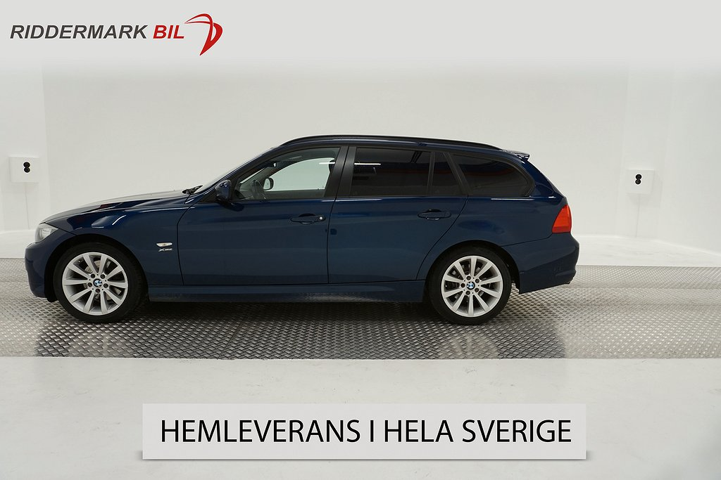 BMW 320d xDrive Touring, E91 (184hk)
