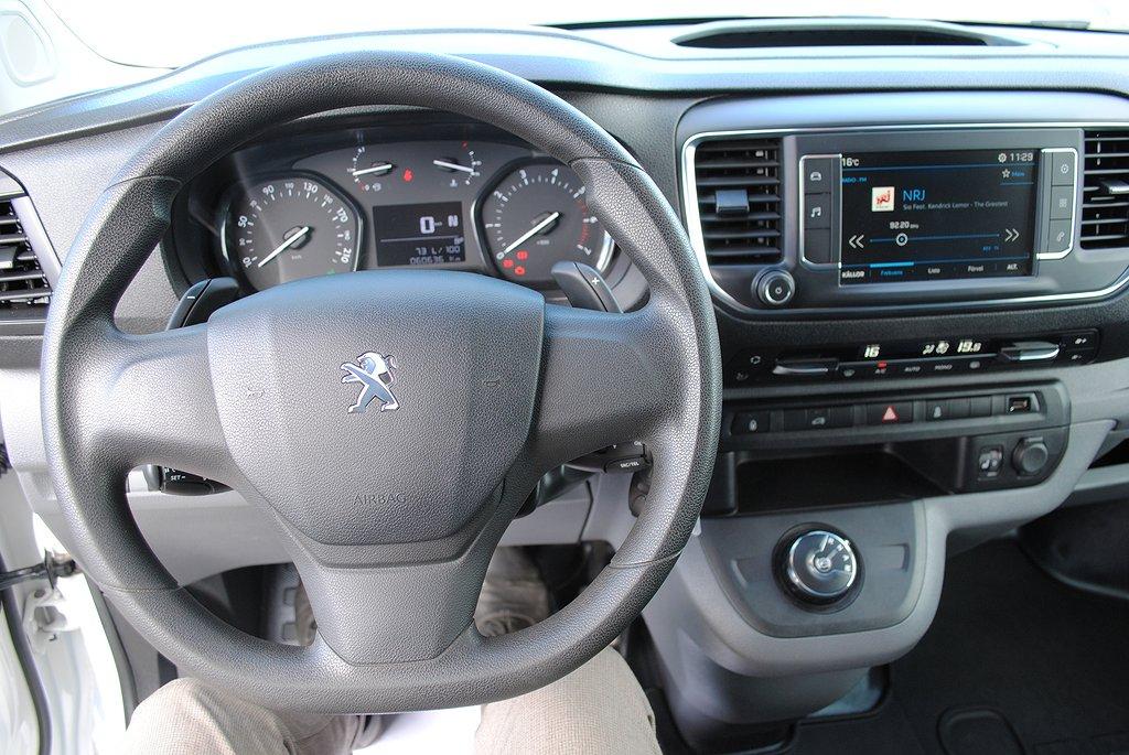 Peugeot Expert L1H1 Pro+ 1.6 BlueHDi Aut 95hk
