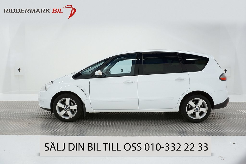 Ford S-MAX 2.0 TDCI (140hk)