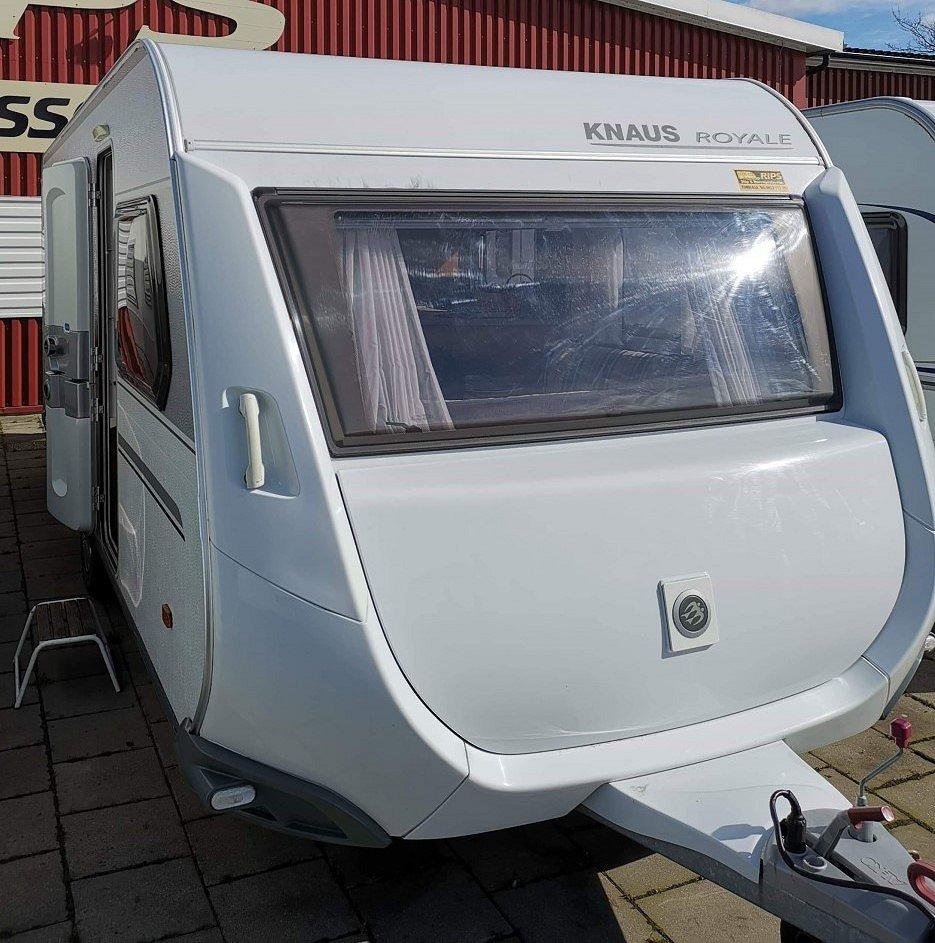 Knaus Royal 580 UE