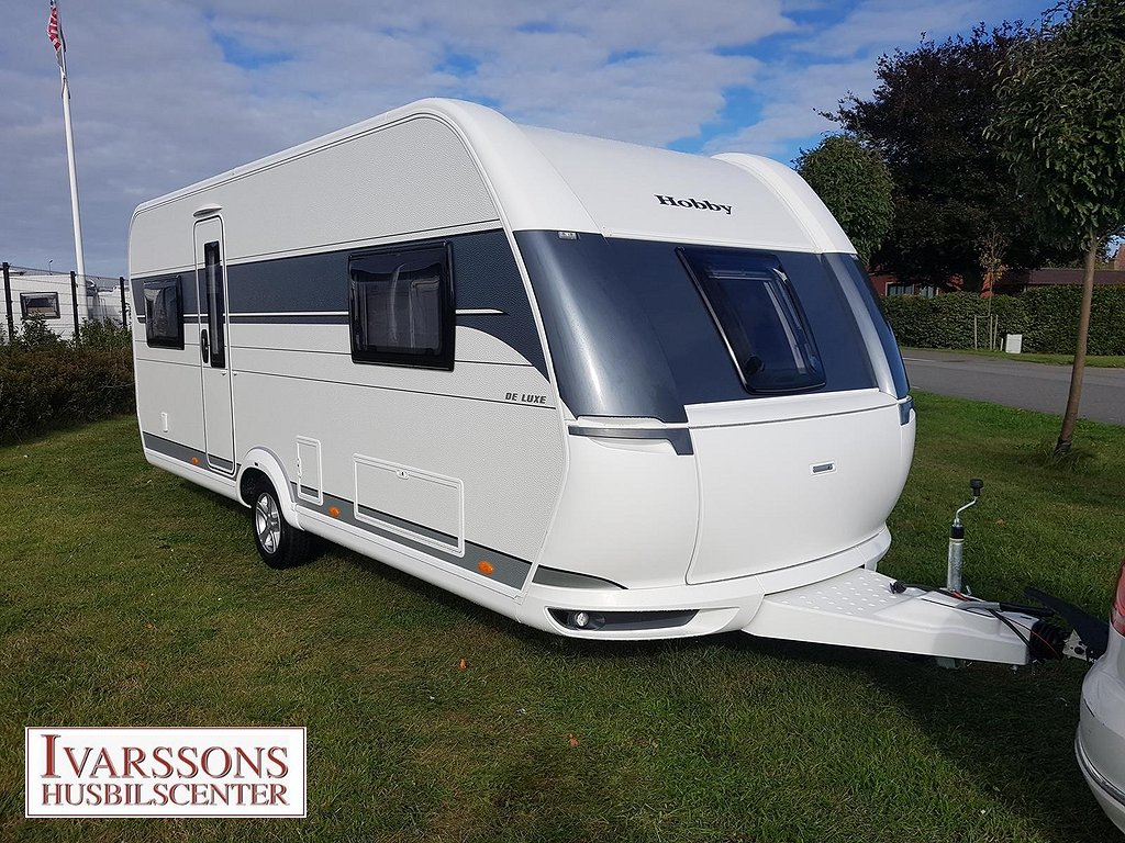 Hobby 515 UHL De Luxe Ivarssons Edition