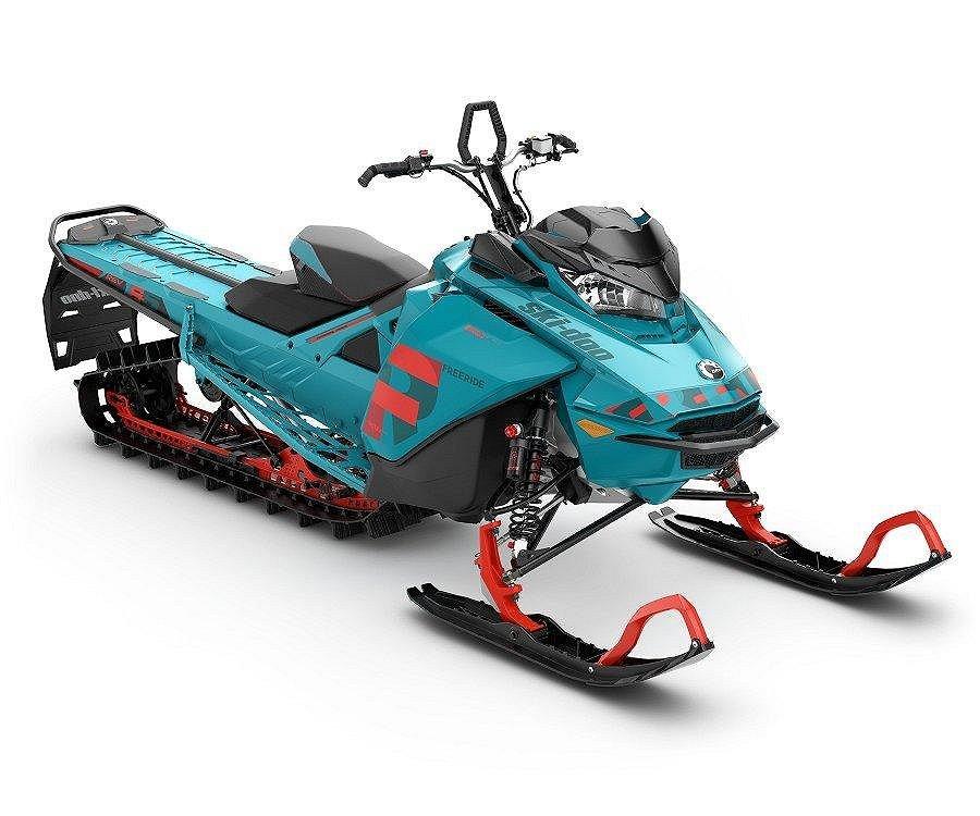"""Ski-doo Freeride 154"""" 850 E-TEC SHOT -19"""