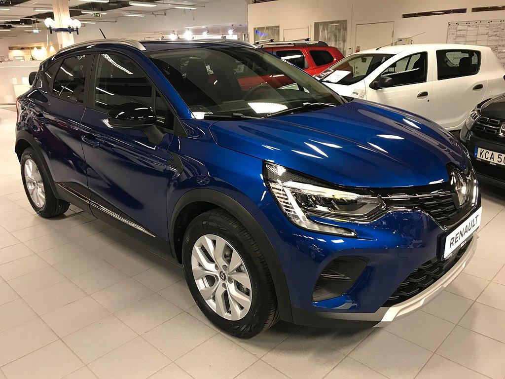 Renault Captur II Zen Privatleasing