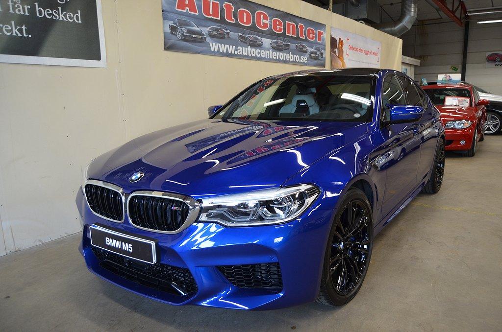 BMW M5 Xdrive 600hk  Leasbar