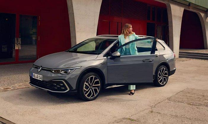 Volkswagen Golf Alltrack 190 DSG  Privatleasa Drag + Värmare