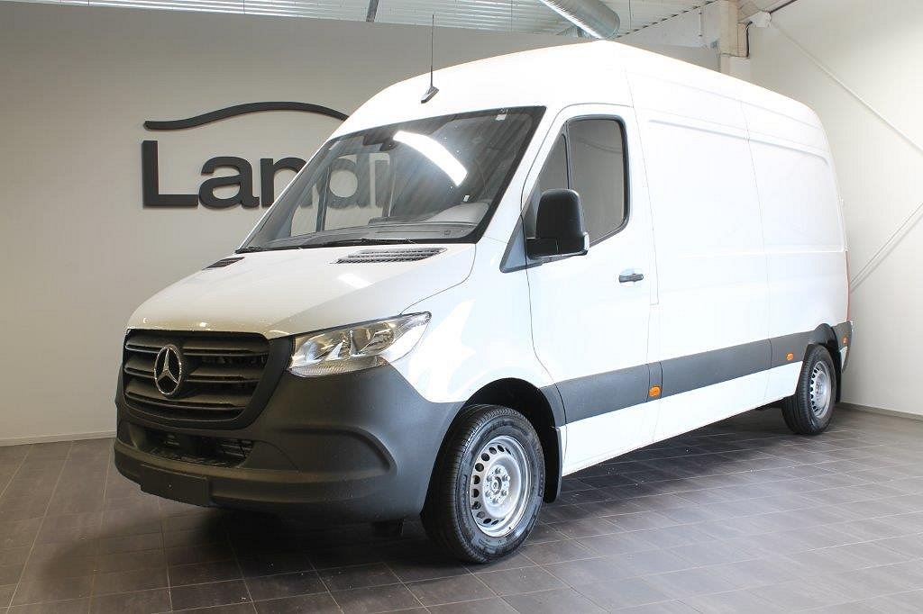 Mercedes-Benz Sprinter 316 CDI Automat 163hk 10,5m3