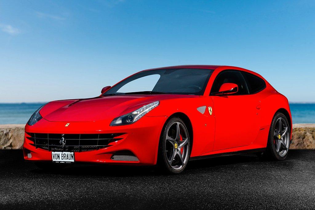 Ferrari FF 2 + 2