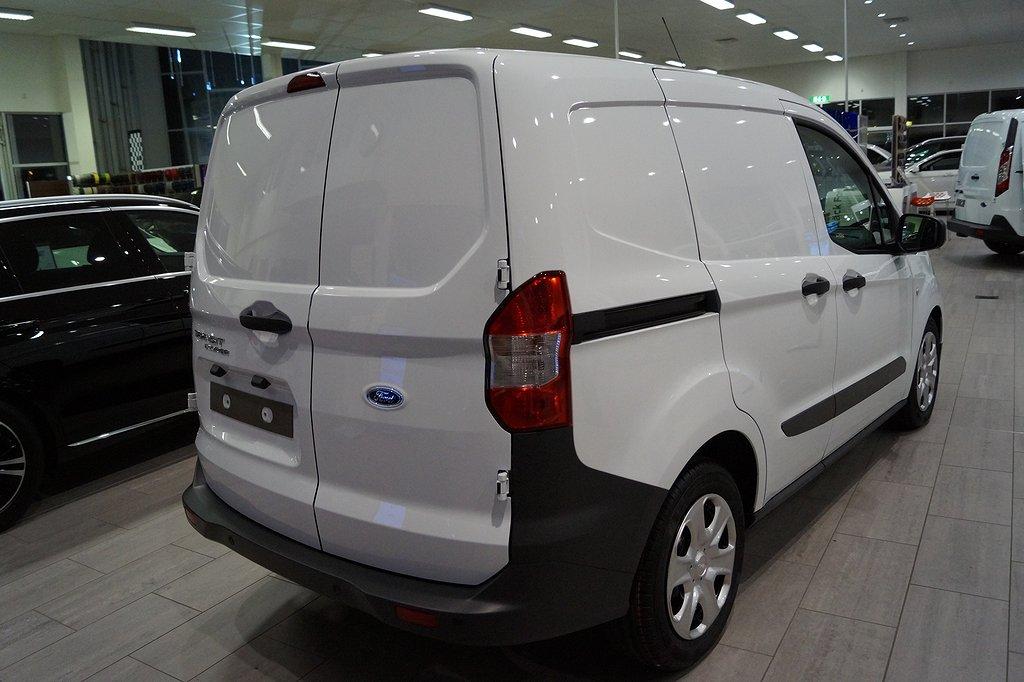 Ford Curier 1.5 TDCi 100hk Trend Skåp