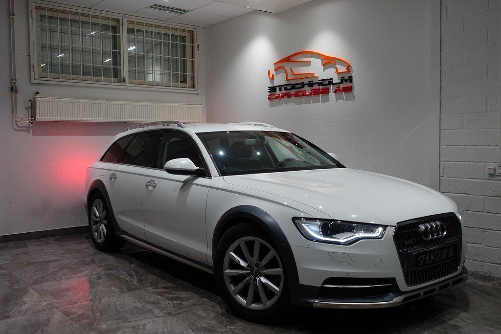 Audi A6 allroad quattro 3.0 TDI LUFTFJÄDRING 204hk