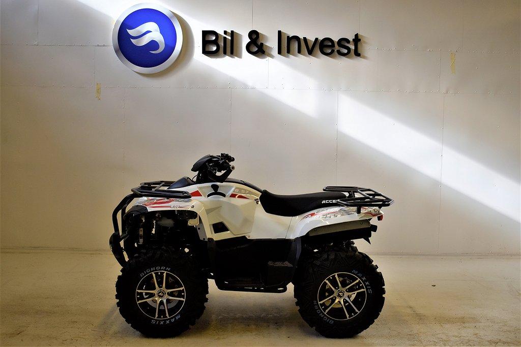 Access ATV 8.57 LTD 800CC MOTOR SS250R