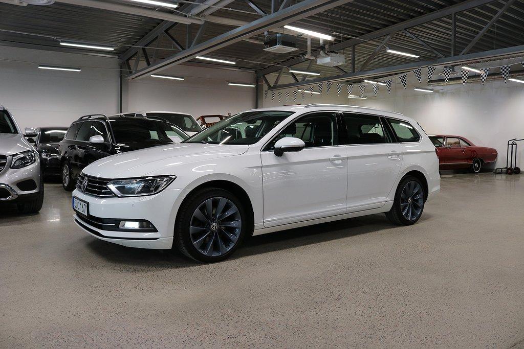 Volkswagen Passat Sportscombi 2.0 TDI Comfort 150hk