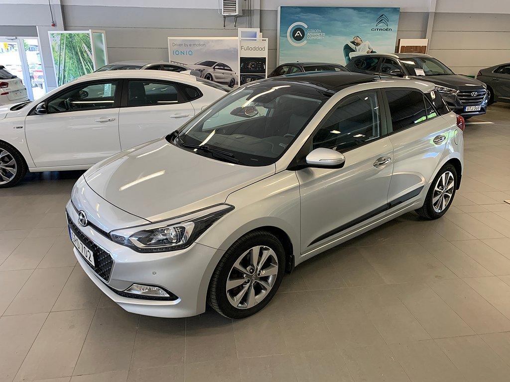 Hyundai i20 1.4 CRDi M6 PremiumPlus