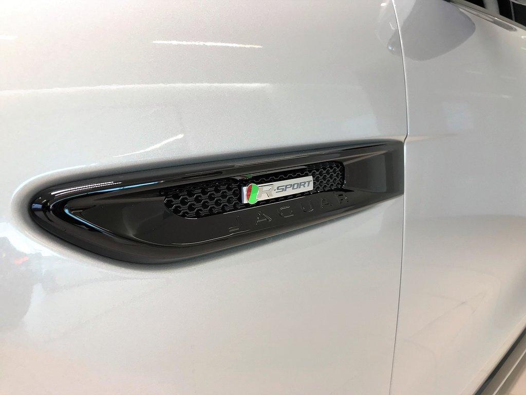 Jaguar F-Pace R-Sport D180 AWD DEMO