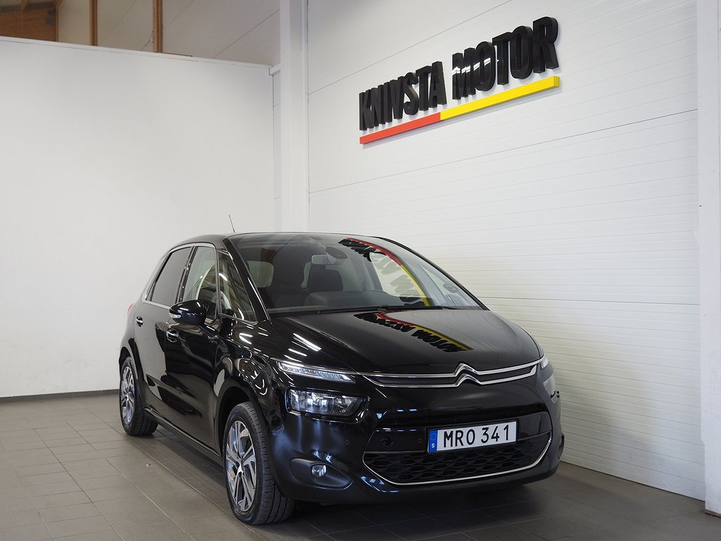 Citroën C4 Picasso 1.6 HDi Automat 114hk (Panorama, Navi) 2015