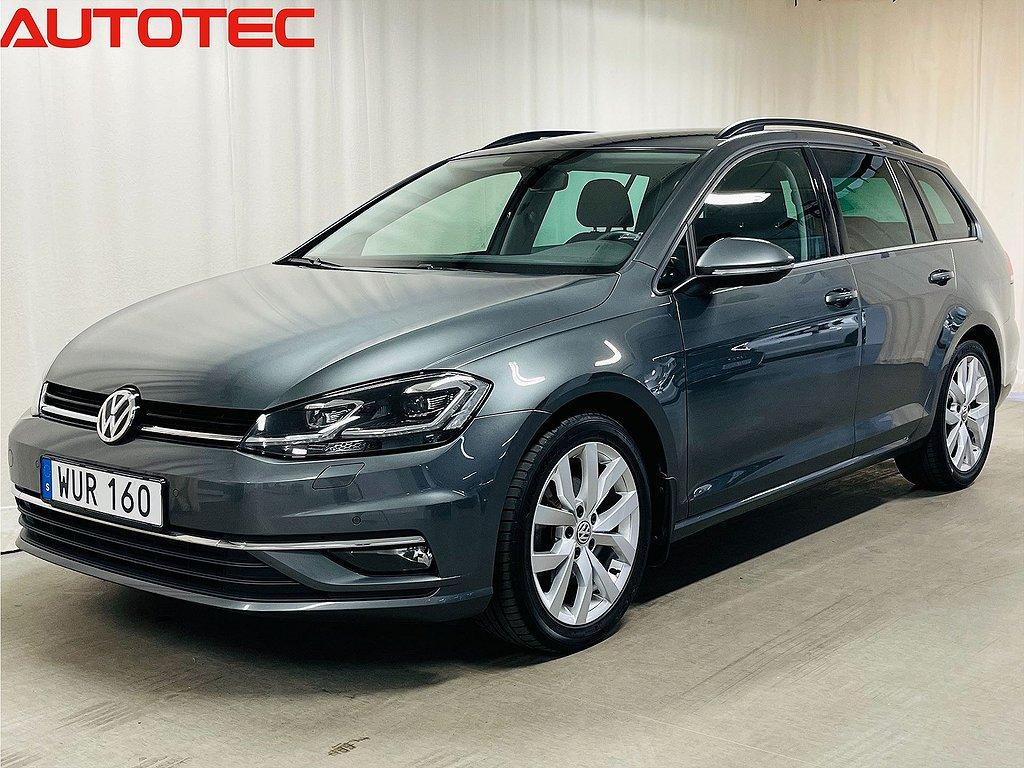Volkswagen Golf 2.0 TDI SC Aut Värmare 150hk