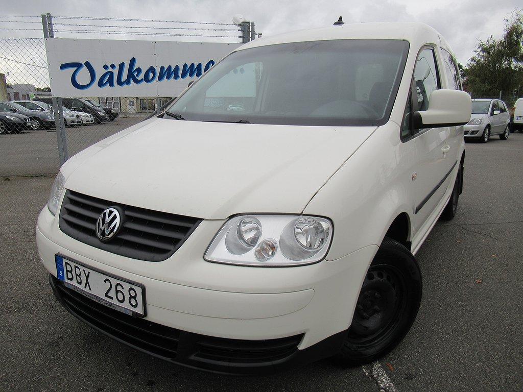 Volkswagen Caddy 1.9 TDI DSG Sekventiell 105hk