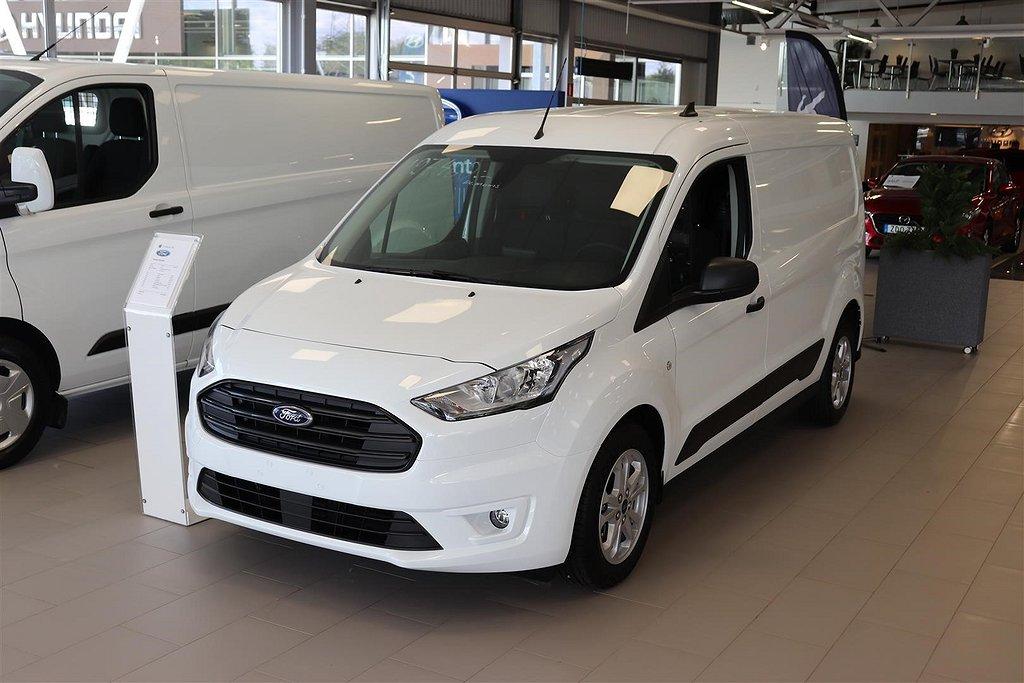 Ford Transit Connect Skåp L2 Trend HP 1.5l Ecoblue 100hk 6M