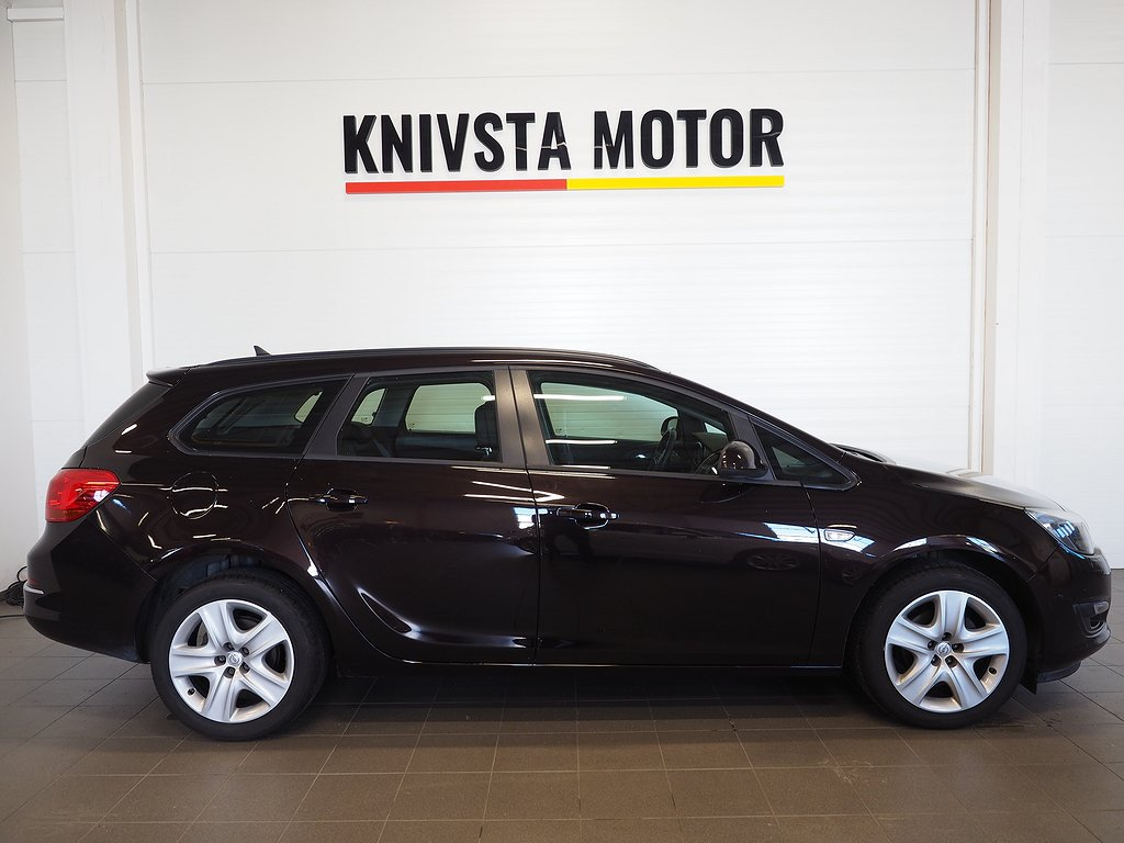 Opel Astra Sports Tourer 1.4 Turbo 140hk 2015
