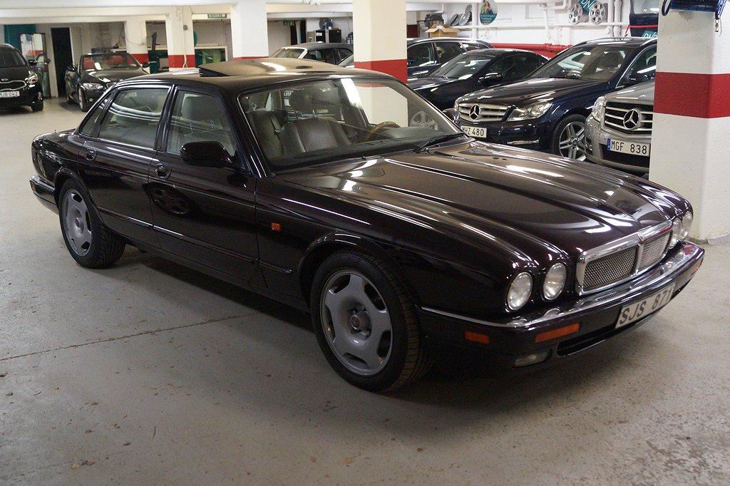 Jaguar XJR 4.0  (326hk) Supercharged