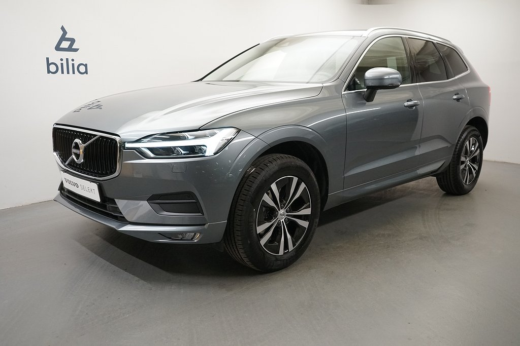 Volvo XC60 B5 AWD Bensin Momentum Advanced SE. on Call. Miljöklass EURO6