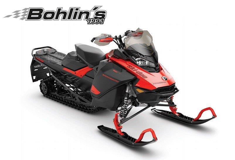 Ski-doo Backcountry 600R -21