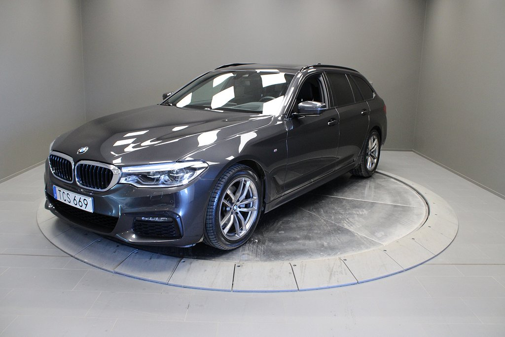 BMW 520 d xDrive Touring / Innovation Edition / M Sport