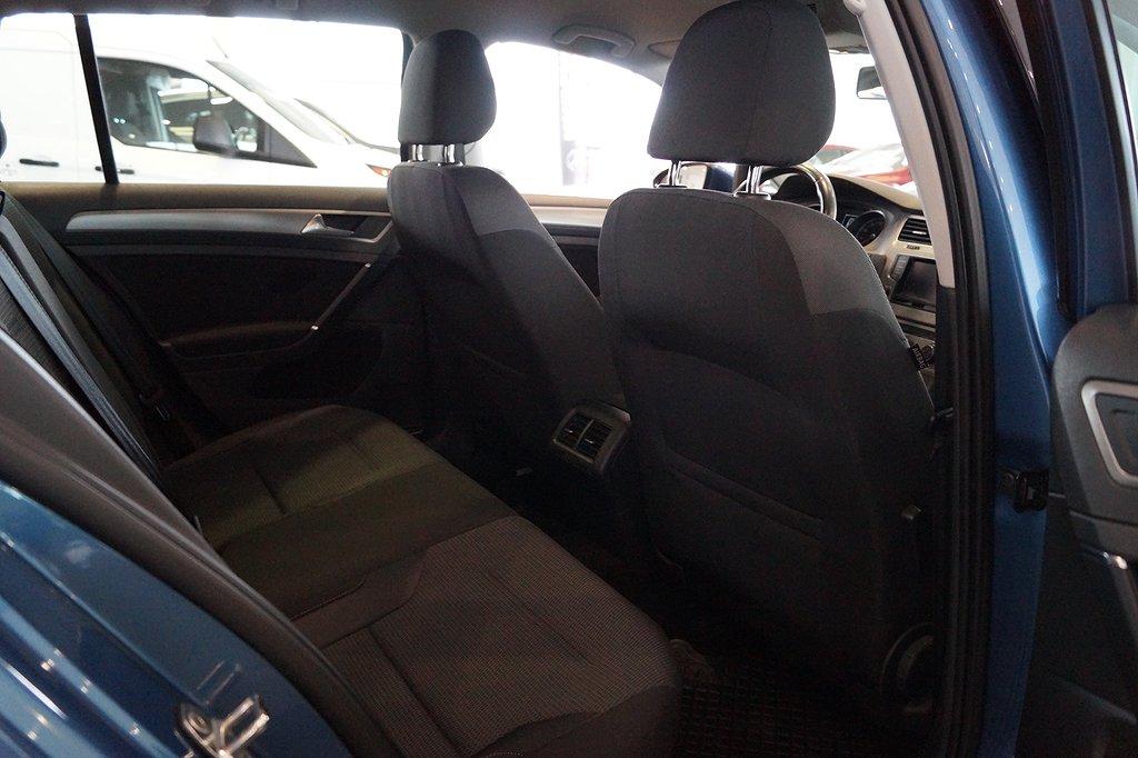 Volkswagen Golf Sportscombi 1.6 TDI Aut, Drag & V-Hjul