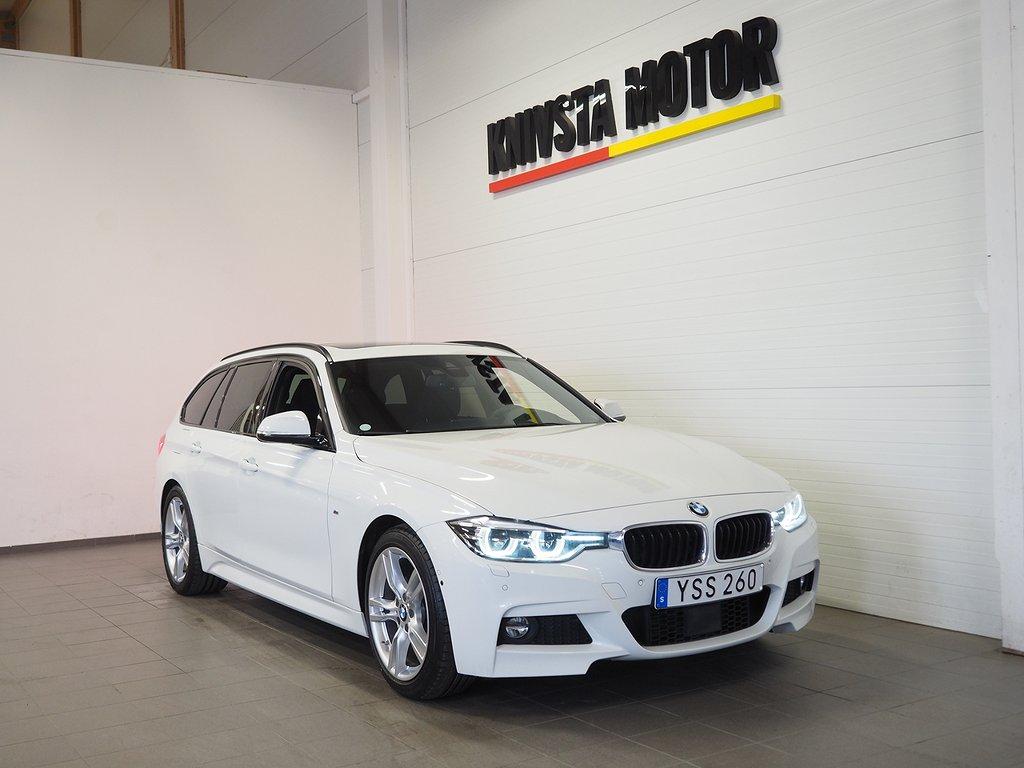 BMW 320 d Touring Aut 190hk M-Sport Innovationspkt *Se Utr 2019