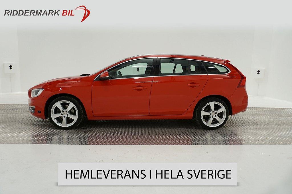 Volvo V60 T4F (180hk)