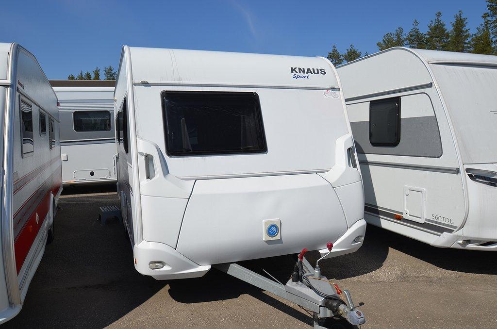 Knaus Sport 450 White Edition
