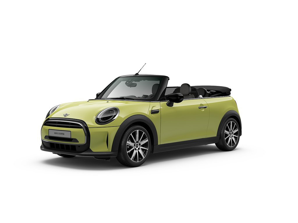 Mini Cabrio Cooper Experience-Edition Privatleasing