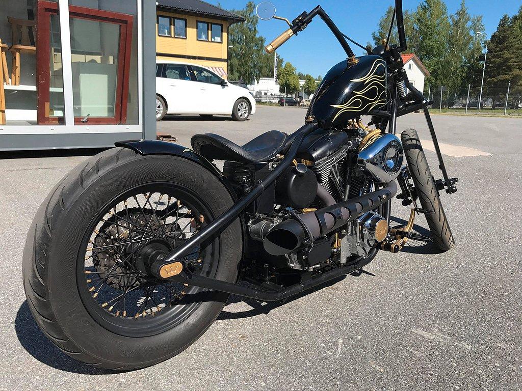 Harley-Davidson Chopper / Bobber / 1900CC / Påkostad