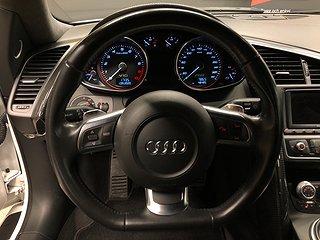 Audi R8 V10 Coupé Quattro (525hk)