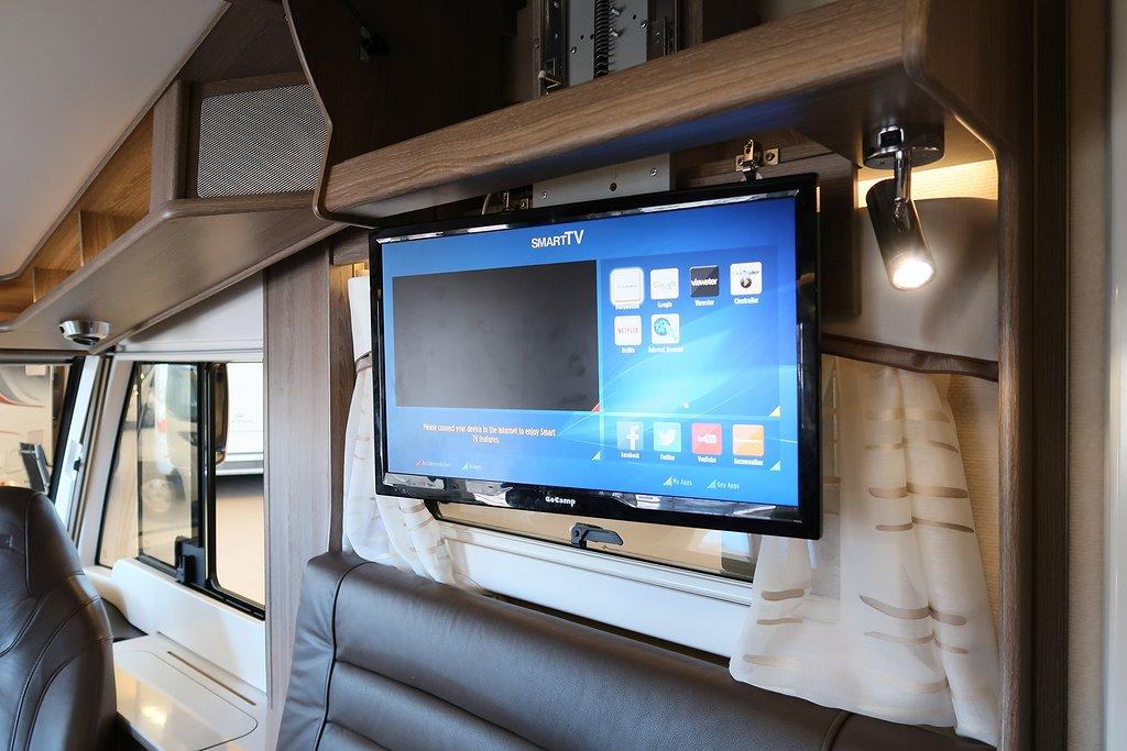 Husbil-integrerad Kabe TMI 910 Imperial QB 27 av 54