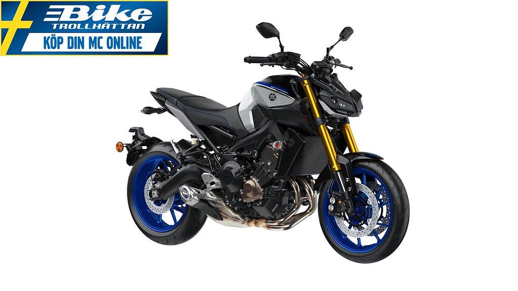 Yamaha MT-09 SP Kampanj 5 års non-stop garanti