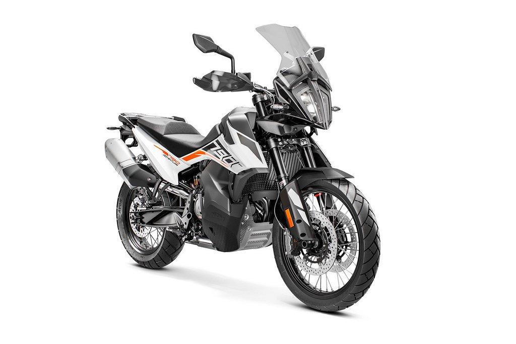 KTM 790 Adventure *Omgående leverans* -2020