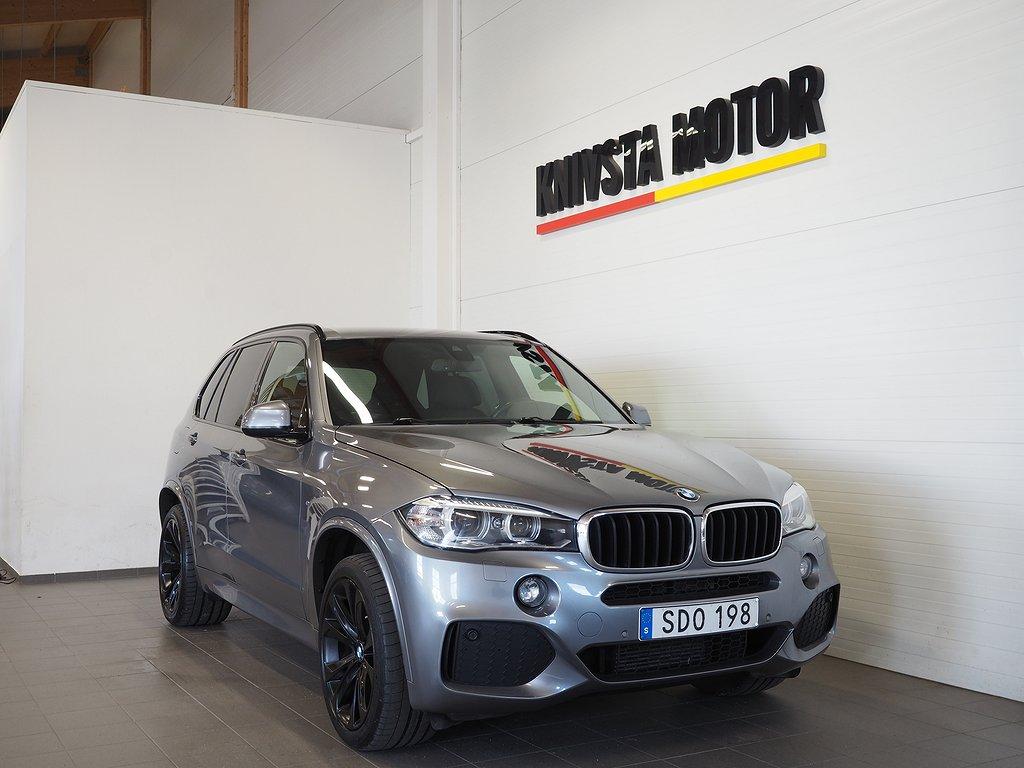 BMW X5 xDrive30d Aut M Sport 7-sits 258hk (D-värmare) 2015