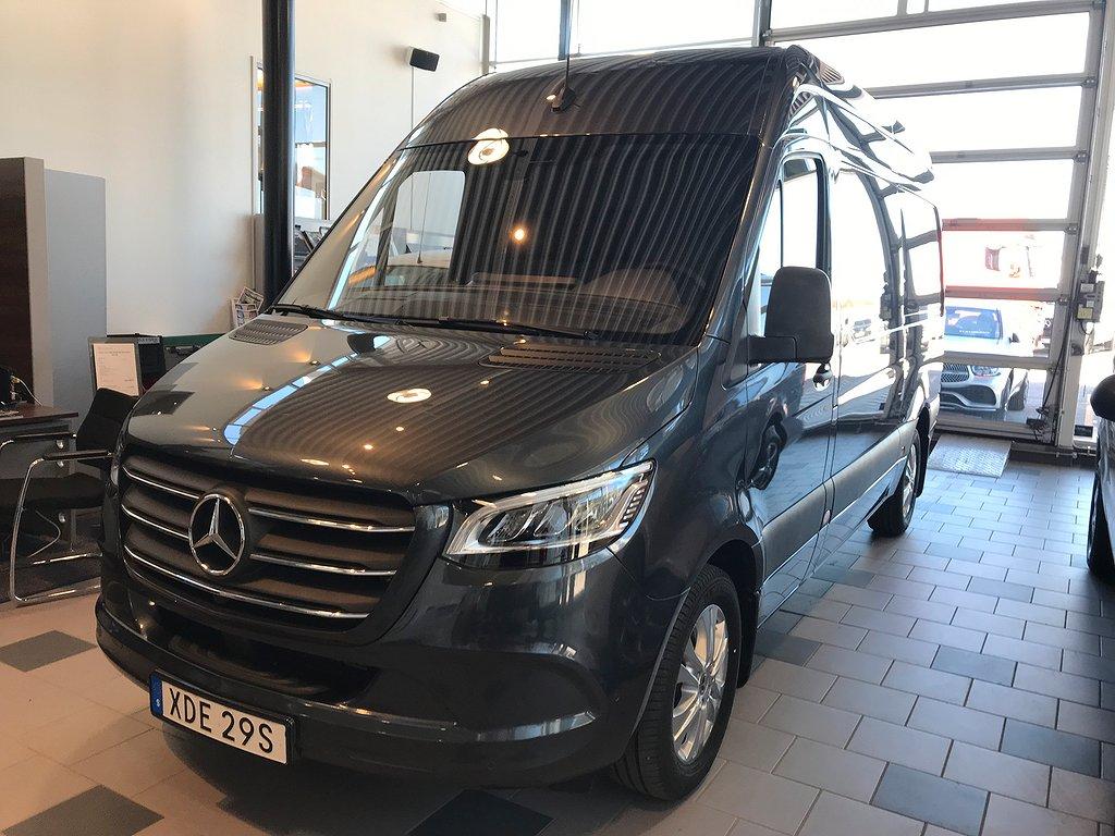 Mercedes-Benz Sprinter 316 10,5 Kubik Hemleverans