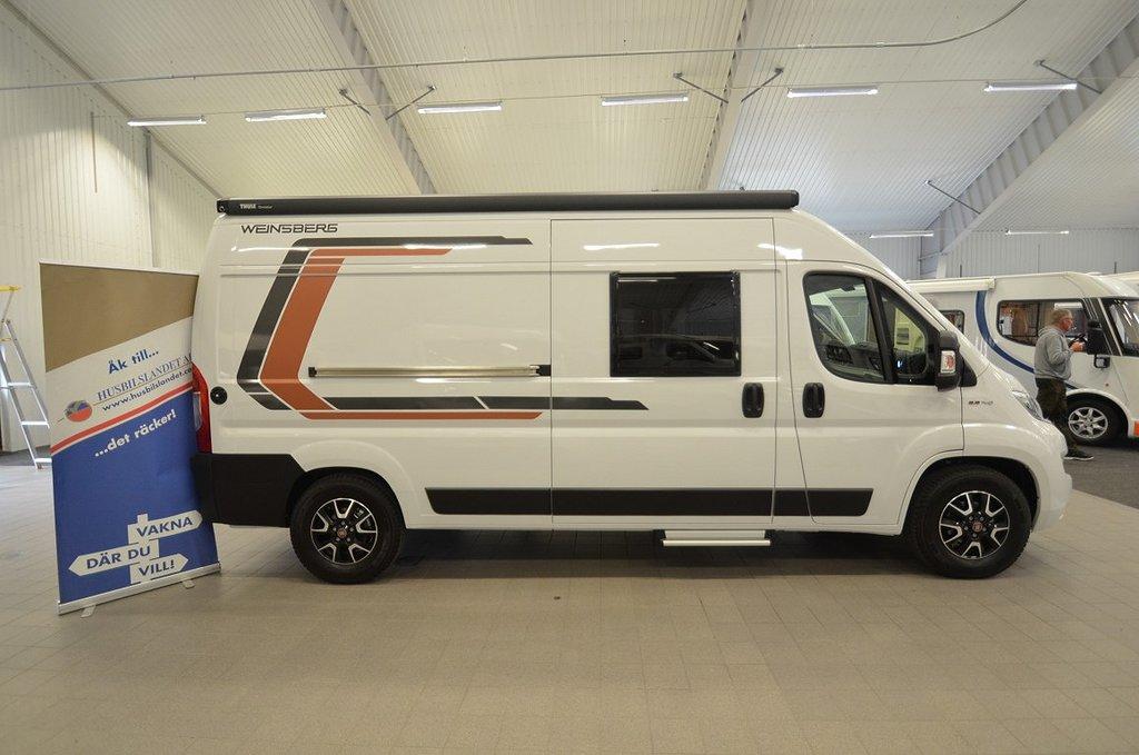 Weinsberg CaraBus 600 MQ