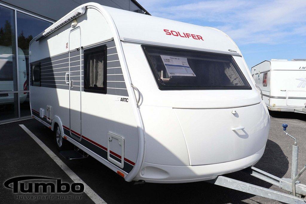 Solifer 560 LB - Alde-Solcell-Markis