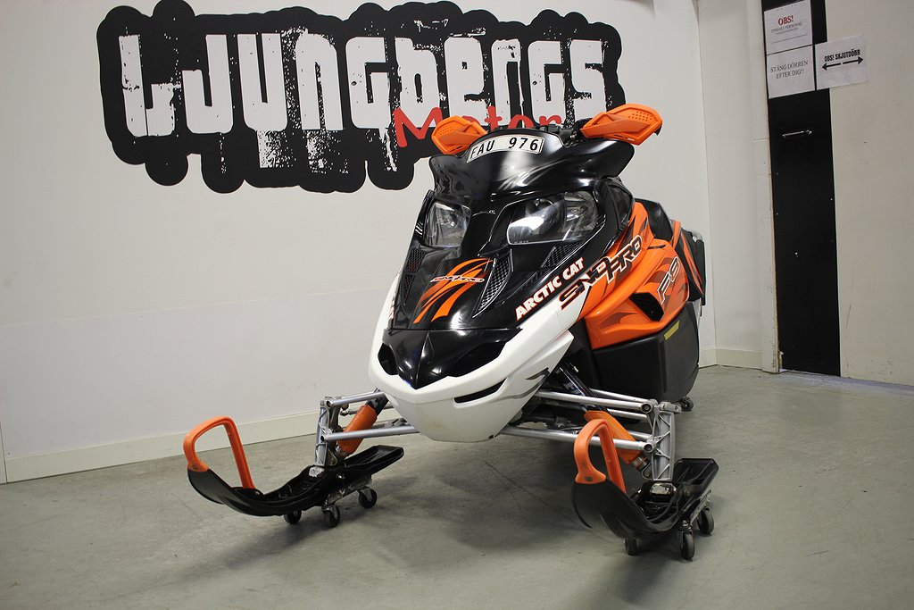 Arctic Cat F800 2008