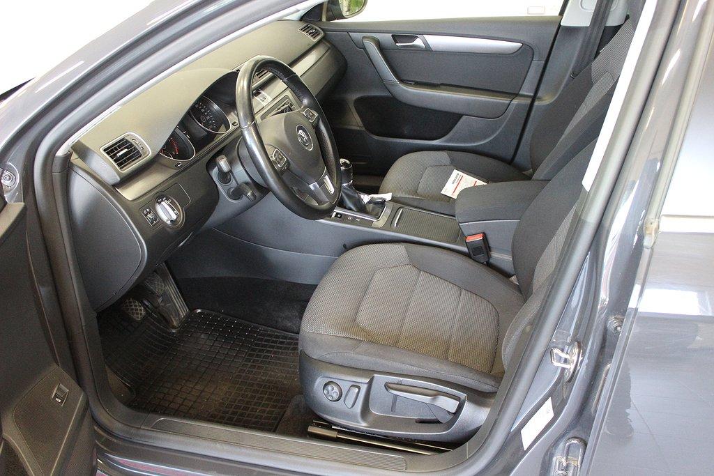 Volkswagen Passat, 2.0 TDi  Dragkrok