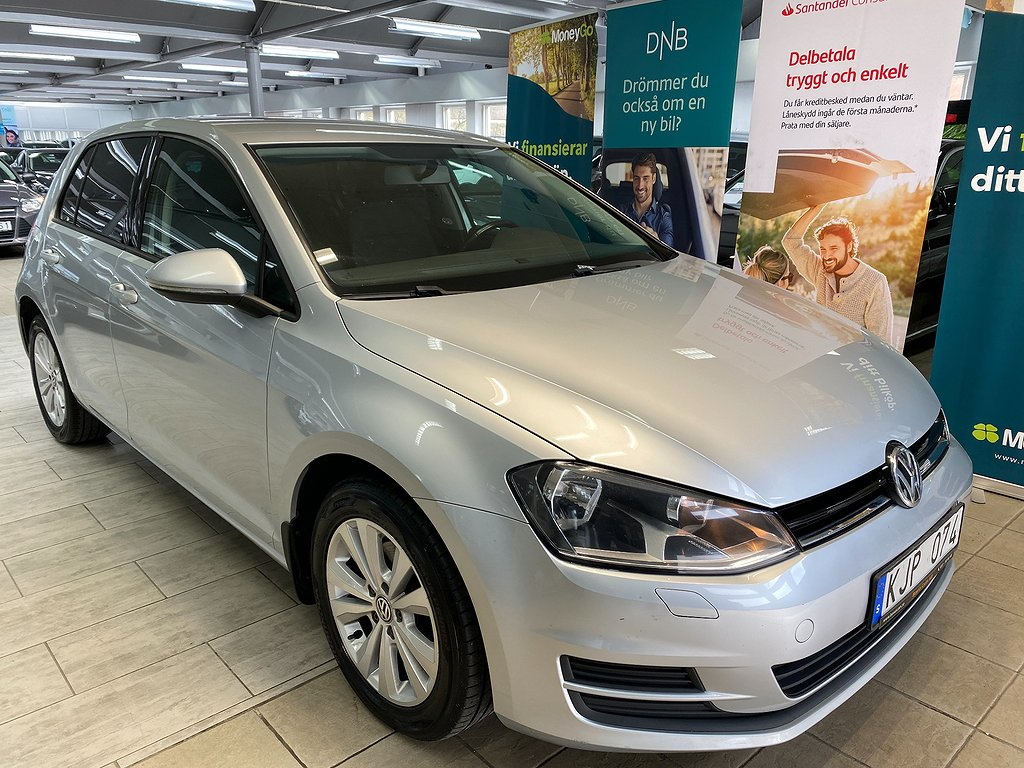Volkswagen Golf 1.6 (105hk) TDI 4Motion*dragkrog*0:-Ränt*