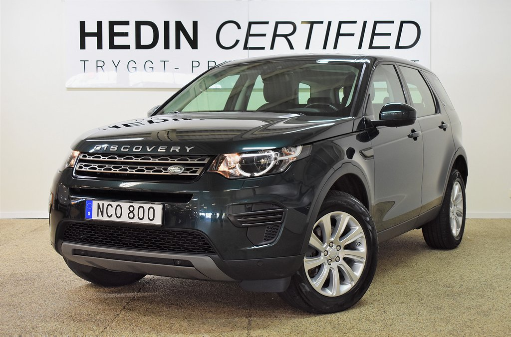 Land Rover Discovery Sport 2.0 TD4 4WD SE