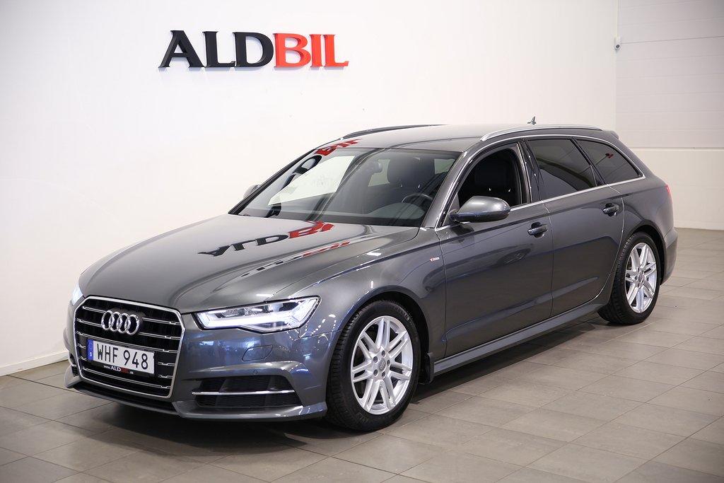 Audi A6 TDI 190hk S-Line Selection / Drag / Värmare