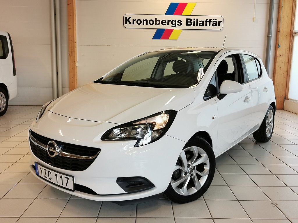 Opel Corsa Enjoy Plus 1.4 590 hk 5dr